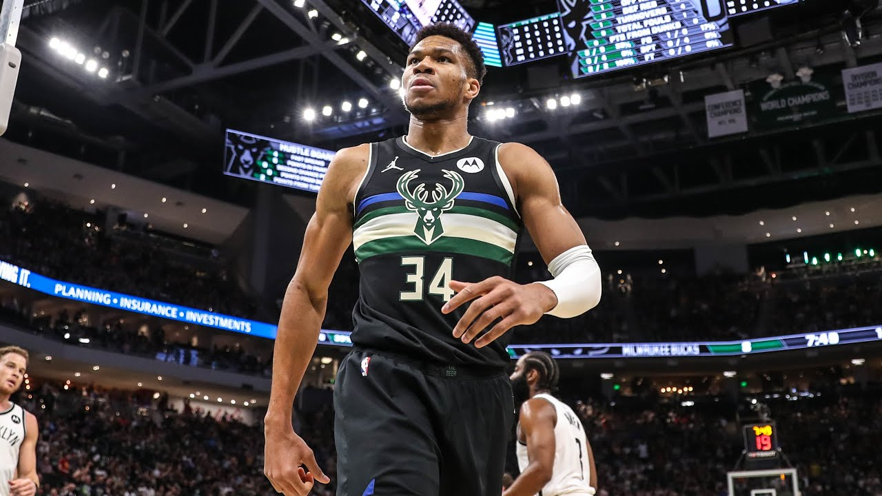 Every Bucket: Giannis Antetokounmpo 30 Points In Game 6 vs. Nets | 6.17.21