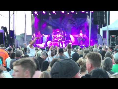 38 special live Newcastle Ok. 6-8-17