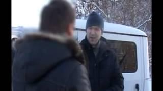 Задержание Сергея Рылова