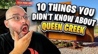 10 Things You Didn't Know about Queen Creek AZ  | ARIZONA LIVING