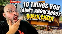 10 Things You Didn't Know about Queen Creek AZ