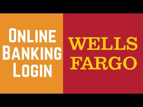 Wells Fargo Bank Online Banking Login | Wells Fargo Login