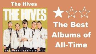"ALBUM REVIEW: The Hives - ""Tyrannosaurus Hives"""