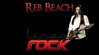 Reb Beach interview @Linea Rock