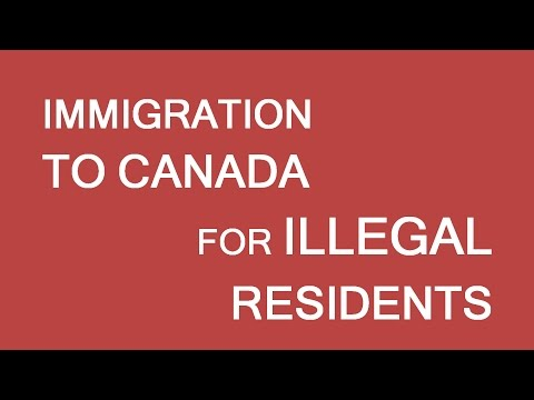 Immigration From US To Canada, Immigration For Illegal Residents. LP Group