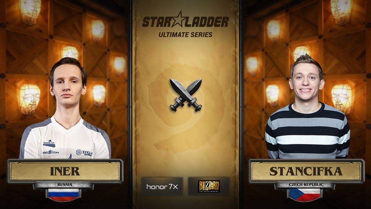 Starladder Hearthstone
