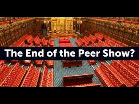 Reforming the House of Lords - a wretched hive of scum and villainy