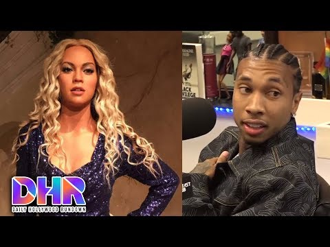 Madame Tussauds BOTCHES Beyonce's Wax Figure & Tyga Says He Helped Kylie Glo-Up (DHR)
