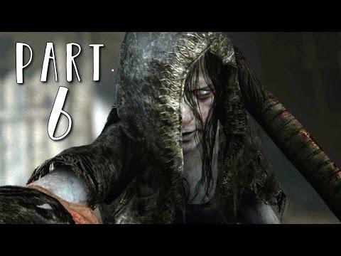 OUTLAST 2 Walkthrough Gameplay Part 6 - Jessica (Outlast II)