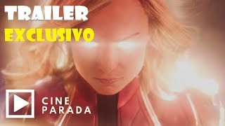CAPITANA MARVEL (2019) | Trailer Oficial #2 Español Latino [HD]