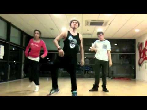 Wait by Group 1 Crew routine by Donking