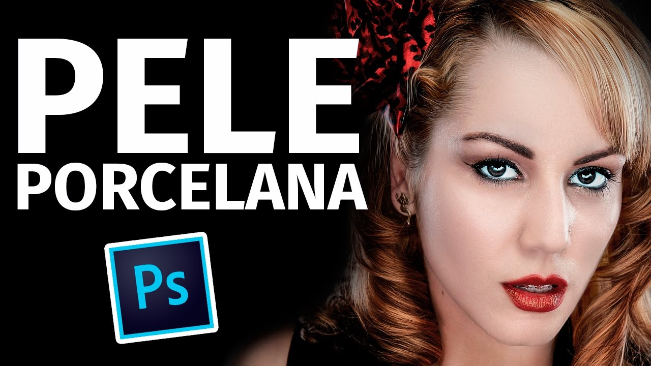 Tutorial Pele De Porcelana Photoshop Cc Tutorialphotoshop Youtube