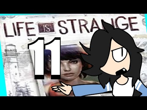 NIGHT SCHOOL! [Lets Play Life Is Strange Episode 3] 11 thumbnail