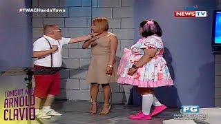 Tonight with Arnold Clavio: Laughtrip na aktingan with the funny trio