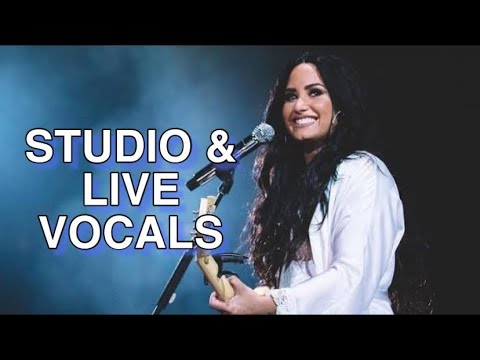 Demi Lovato | Full Vocal Range