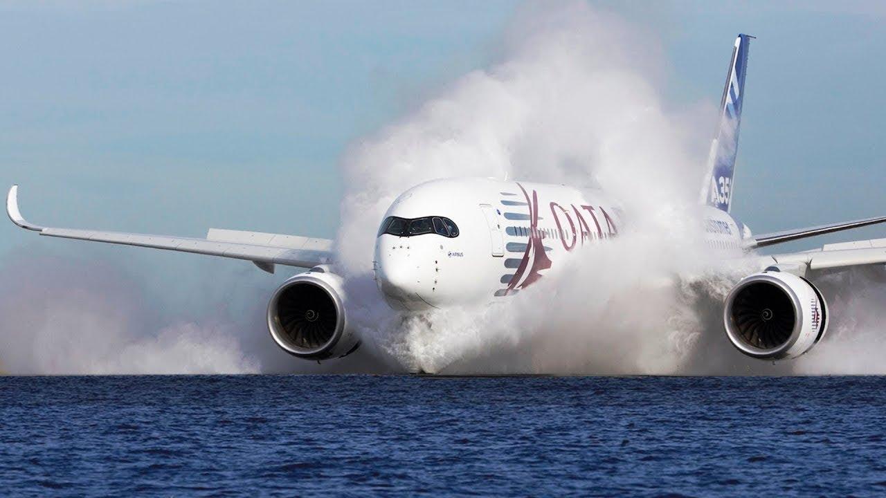 Pilotların Gözünden Yapılmış En Tehlikeli İnişler