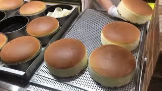 Trải Nghiệm Bánh Bông Lan Ông Già Nổi Tiếng Osaka