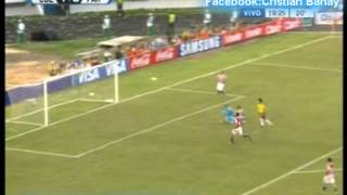 Colombia 2 Paraguay 0 Eliminatorias Brasil 2014 Los goles (12/10/2012)