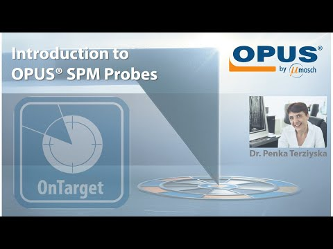 Product Screencast on Gold Coate AFM Probes, Presented by Dr. Penka Terziyska Product Manage