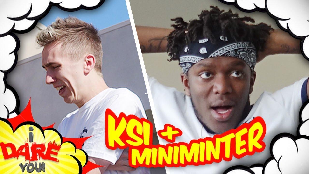 I Dare You (ft. KSI & Miniminter)