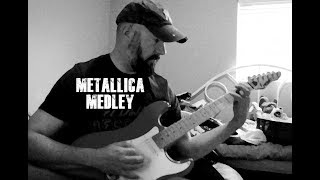 Metallica Medley -- Michelob Ultra - Beer - Bloopers - Guitar - Acoustic Electric