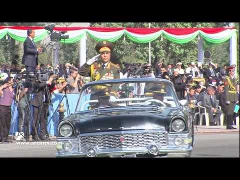 20th anniversary of Tajikistan's independence