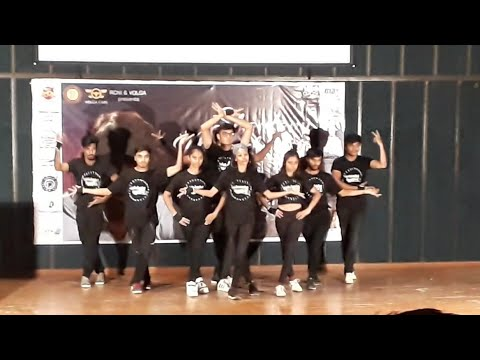 Best dance performance ever in the history of Nirma University ||world of  entartainment