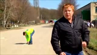 Новый метод ремонта дорог в Ставрополе(, 2014-04-04T21:08:37.000Z)