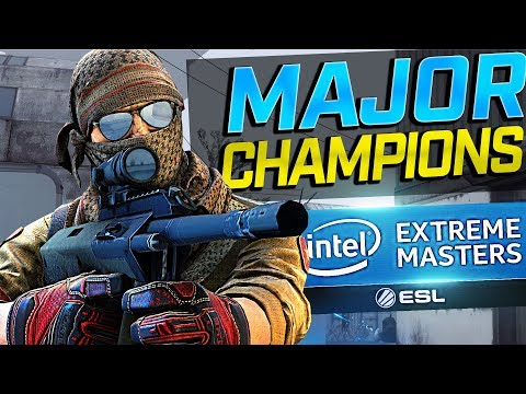 CS:GO - IEM Katowice 2019 MAJOR CHAMPIONS STAGE (Fragmovie)