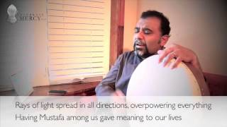 Nader Khan Sings on CelebrateMercy: Jashne Amade Rasool