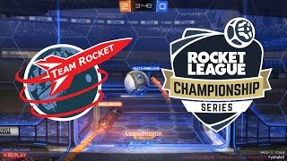 RLCS qualifier 1 highlights - Team Rocket vs. the world