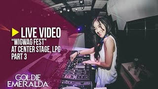 DJ Goldie Emeralda Live at Center Stage Lampung (3)