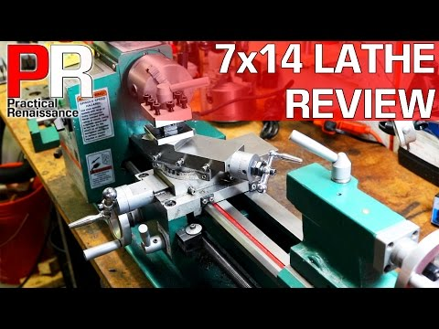 Over a Year Later: A Full G0765 7×14 Mini Lathe Review!