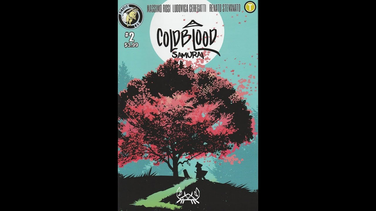 Cold Blood Samurai -- Issue 2  (2019, Action Lab Entertainment) Review