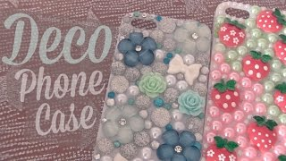 DIY : Deco Phone Case - Custom Bling Tutorial Thumbnail