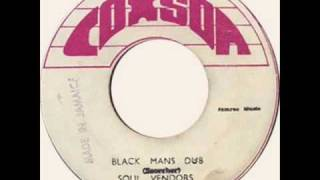 Alton Ellis & Soul Vendors - Black Man