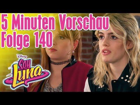 5 Minuten Vorschau - SOY LUNA Folge 140 || Disney Channel