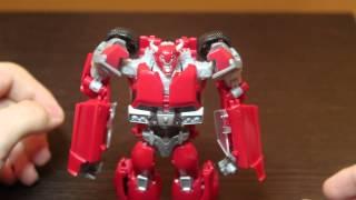 Transform ОБЗОР #10 : RiD Делюкс Автобот Клиффджампер