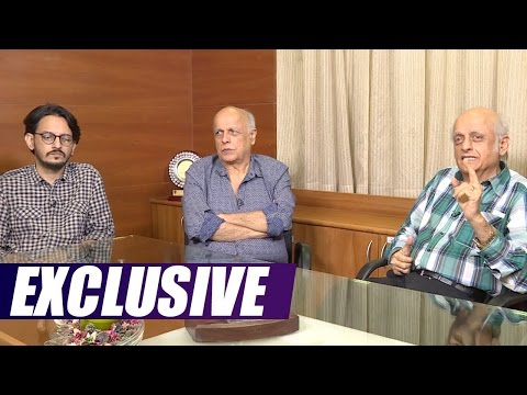 30 Years of Vishesh Films | Mahesh Bhatt, Mukesh & Vishesh Bhatt let out their success secrets