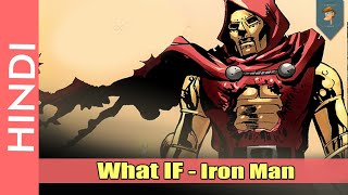 What If IRONMAN Complete Story |Marvel Comic In HINDI
