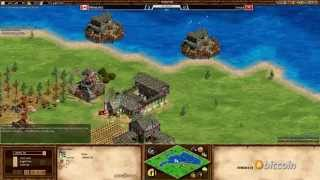 Aoe2: TEC - R1: Mentalist vs Seoul (Game 3)