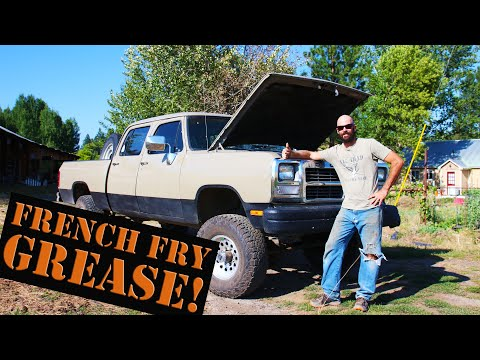 Waste Vegetable Oil (WVO) Diesel Conversion  - How to and how it works!