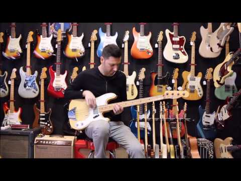 GUITARE COLLECTION presents Fender Telecaster Bass from 1974 by Jérémie Francblu