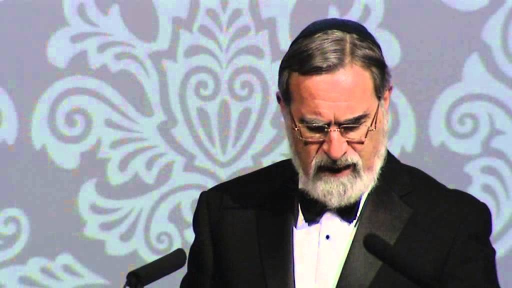 Chief Rabbi Tribute Dinner - Highlights