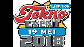 Tekno event  2018