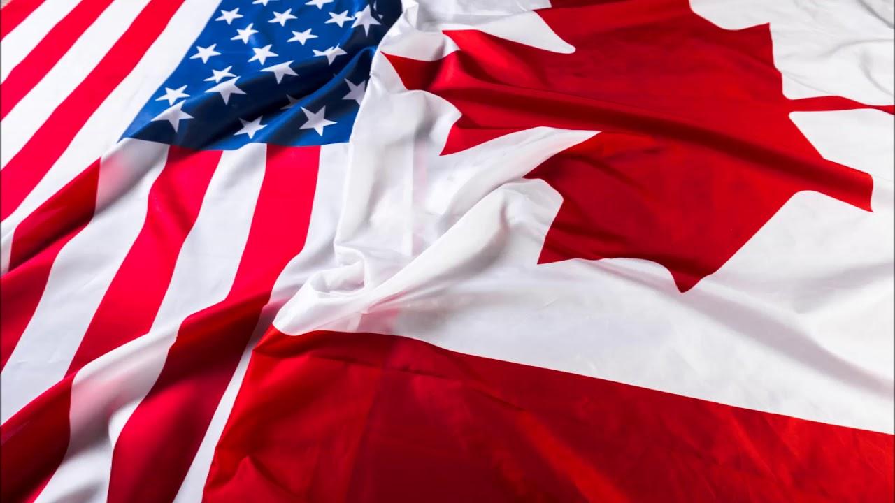 играл картинки флага сша и канады этом люди длинными