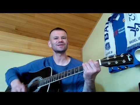 Kad se babo vrati kući pijan-Elvis J. Kurtović Cover Acoustic