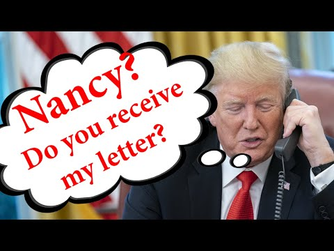 Trump Nancy Pelosi over impeachment news!