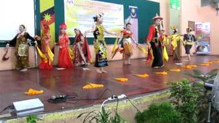 Tarian 1 Malaysia (1 Malaysia Dance) 2011