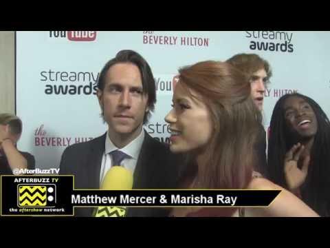 Marisha ray matthew mercer dating games